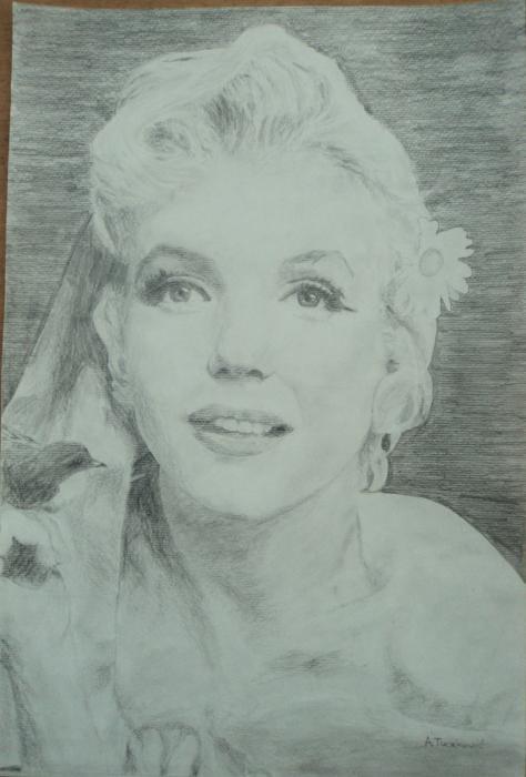 Marilyn Monroe par Thirteen